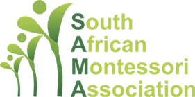 South African Montessori Association logo